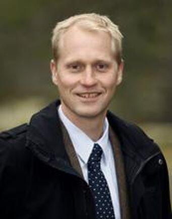 Sören Petersson Foto: Holmen