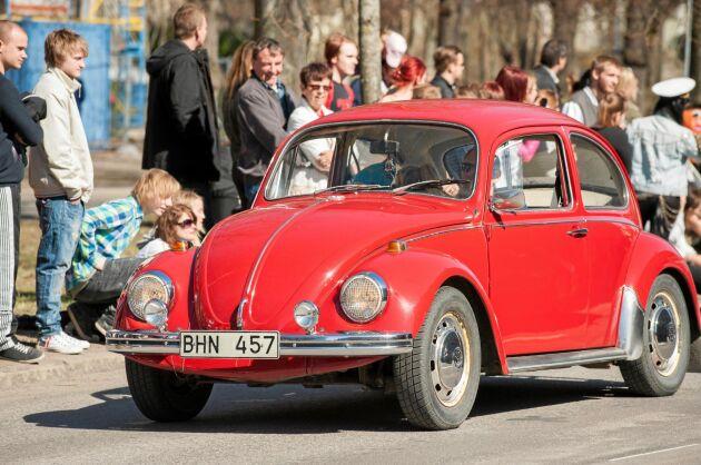 Bubblan, Volkswagen Typ 1.