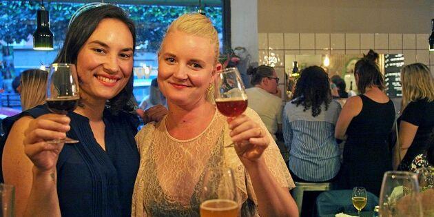 Ölgrupp för tjejer firar jubileum