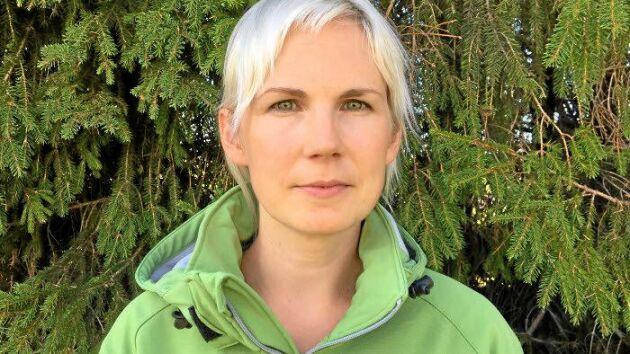 Karin Nolén är jägmästare och jobbar med skogsfrågor på LRF Jämtland och LRF Västernorrland.