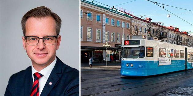 Regeringen flyttar bolag från Stockholm