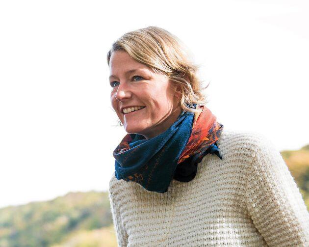 Frida Jonson, digital chefredaktör på ATL.nu.