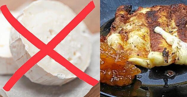 Fransk chèvre får tummen ner av Världsnaturfondens Köttguide. Eldost från Ängsholmens gårdsmejeri däremot, är en av ostarna som får grönt ljus.