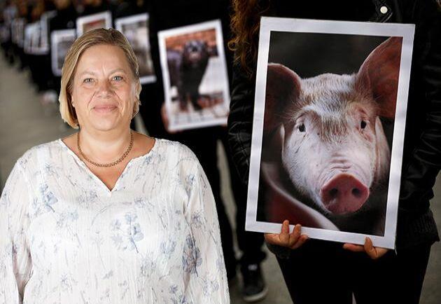 Seriösa djurbönder ska inte behöva känna sig utsatta, skriver Lena Johansson.