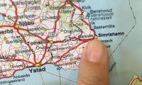 Simrishamn blir utskeppningshamn för spannmålstransporter