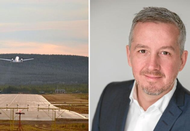 Med goda förutsättningar för företagande kan det dagliga planet från Lycksele vara fullt i framtiden, skriver Företagarnas Patrik Nilsson.