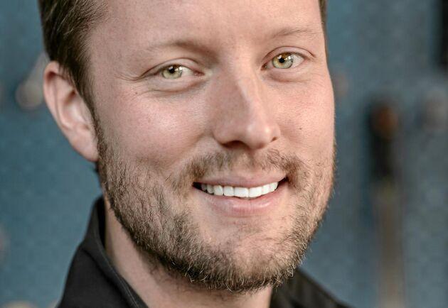 Simon Wancke som nyligen blivit vice ordförande för CEJA.