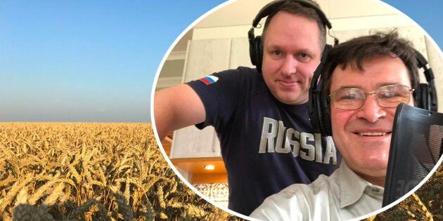 Så fungerar det att bedriva jordbruk i Ryssland