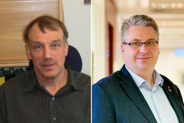 Mats Larsson, tidigare SD-politiker i kommunen, har blivit politisk vilde i frågan om vindkraftsparken på Ripfjället. Hans Unander (S) och kommunalråd i Malung-Sälens kommun anser inte att de behöver följa utslaget i folkomröstningen då skillnaden i röster var så liten.