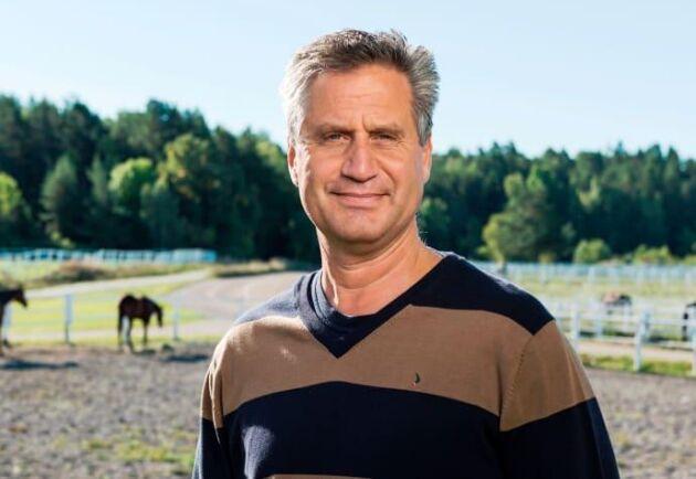 Efter 12 år lämnade Ulf Hörnberg Svensk Travsport 2013 för bland annat Svensk Galopp. Nu är han tillbaka på ST som tillförordnad koncernchef.