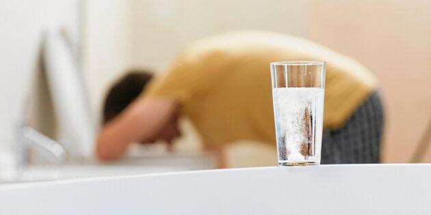 Så gör du egen vätskeersättning – perfekt i sjukdomstider!