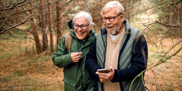 Ny studie: Så få steg om dagen behöver du ta för att leva längre