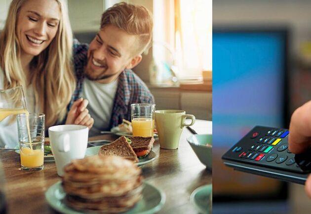 Människor som lyckas hålla vikten har visat sig ha liknande vanor. Frukost- och TV-vanor spelar in.