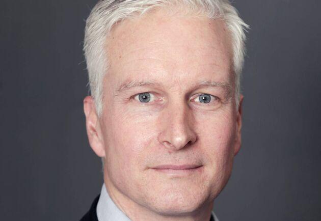 Jonas Carlberg, chef på LRF Mjölk.