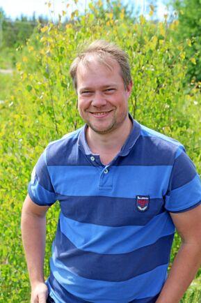 Daniel Backskär vill ändra metodiken i äbin-inventeringarna.