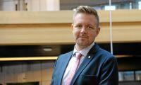 Federley tror på lägre EU-krav på biodrivmedel