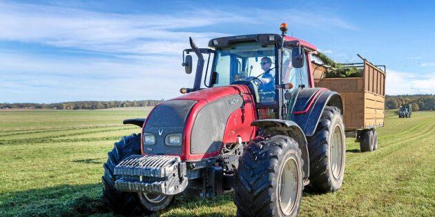 Trots torkan ser Sveriges lantbrukare ljust på framtiden