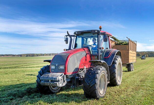 Av Sveriges lantbrukare upplever 34 procent att deras lönsamhet är mycket god eller ganska god, enligt LRF Konsults nya lantbruksbarometer.