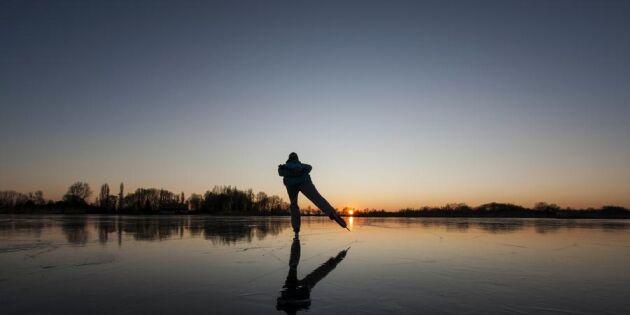 Livsviktigt! Här är tipsen som gör dig säker på isen!
