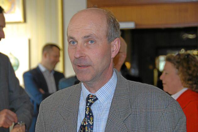 Lars Bäksted, förvaltare på Övedskloster.