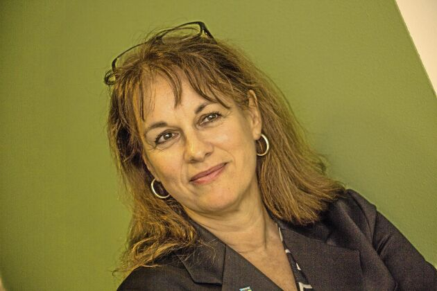 Maria Donis, vd för Svensk Fågel.