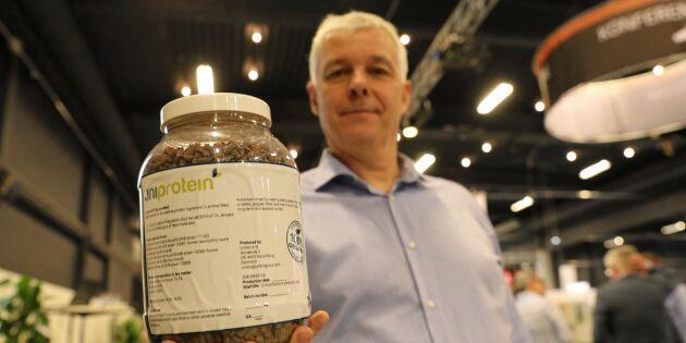 Danish Agro tillverkar foder med metangas