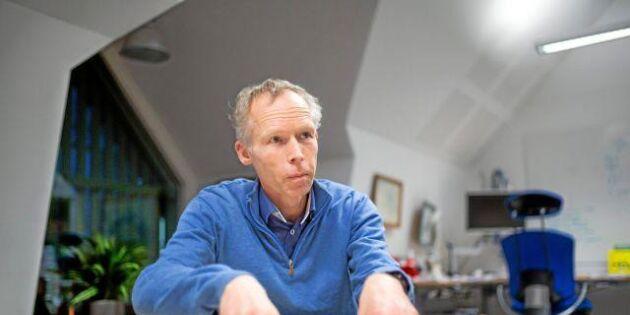 """Johan Rockström: """"Dags att gräva ner stridsyxan"""""""