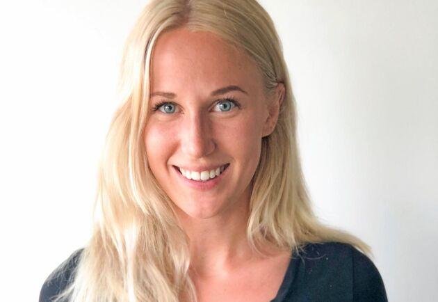 Moa Bågenholm, hälsocoach hos Sveaskog.