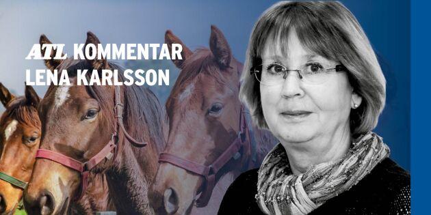 """""""Momsfrågan hotar och utmanar hästnäringen"""""""