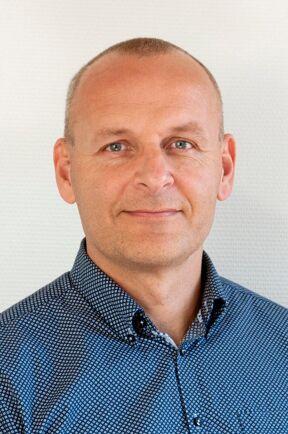 Skolans VD, Frederik Innala har själv gått kurs för Stig Wiklund.