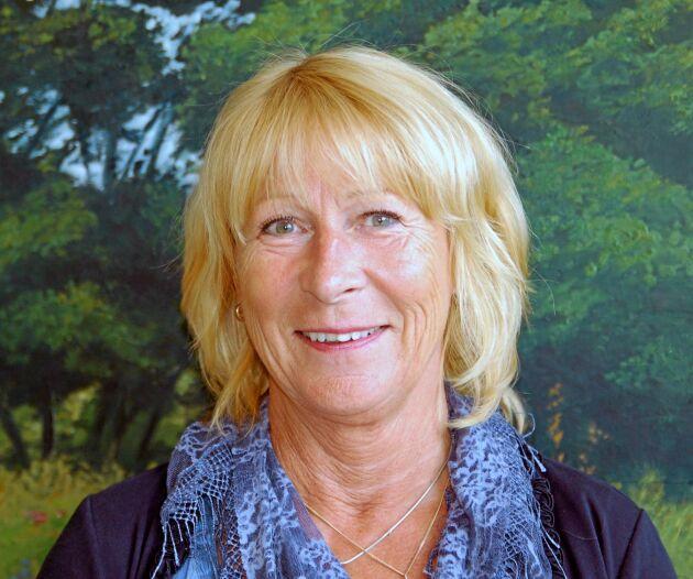 Margareta Åberg, grisansvarig på LRF och verksamhetsledare på Sveriges Grisföretagare, ser myndigheternas tal om att reducera vildsvinsstammen på känsliga platser som den enda större nyheten i ASF-rapporten.