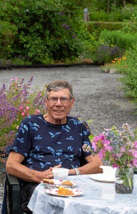Svante Ottosson från Hjorted har besökt tre koloniområden – bara ett kvar.