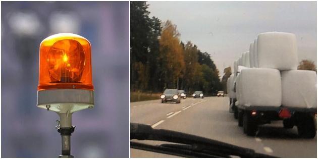 Farligaste felen i trafiken