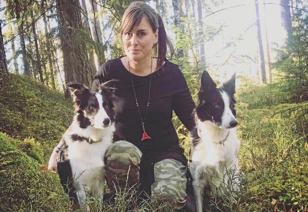 Marlene Ström har bestämt sig för att följa drömmen, nu letar hon efter jobb på lantbruk med animalieproduktion, helst med får.