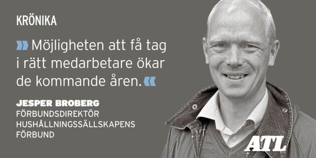 Nu pekar kurvan uppåt för svenskt lantbruk
