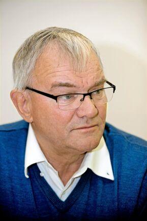 Åke Hantoft, ordförande i Svensk Mjölk.