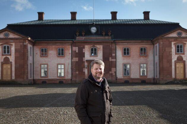 Hans Ramel, ordförande i LRF Skåne.