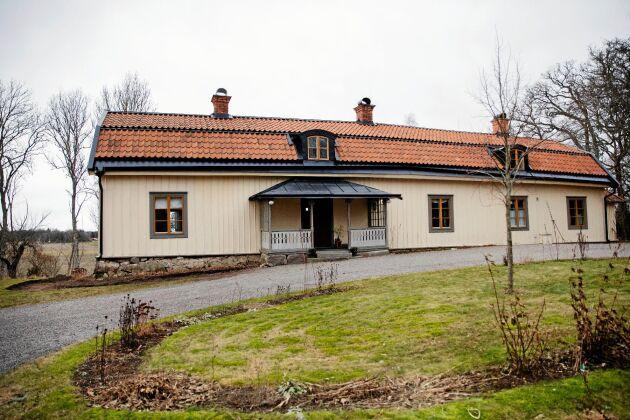 """Funbo prästgård besöktes ofta av Carl von Linné och var även med i SVTs """"Det sitter i väggarna"""""""