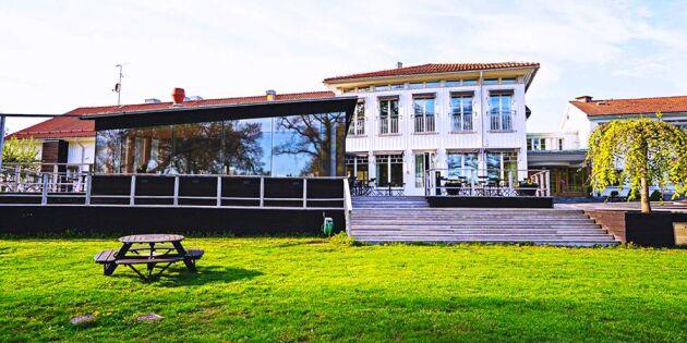 LRF:s konferenshotell stänger på grund av corona