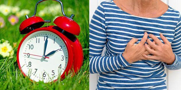 Sömnforskaren: Därför borde sommartiden avskaffas på en gång
