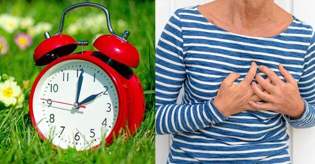 Övergången till sommartid hotar vår hälsa, menar sömnforskaren.
