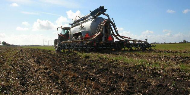 Finska bönder skippar hållbarhetsersättning