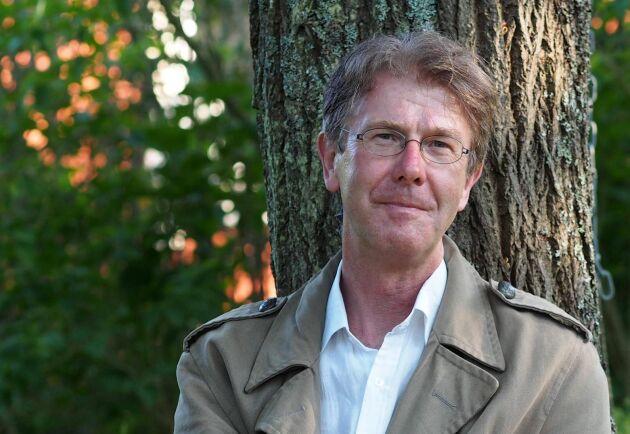 Pär Fornling, ledarskribent i Land Skogsbruk.