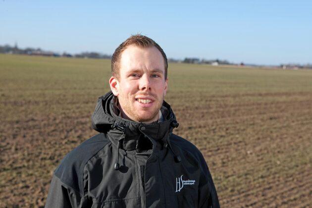 Erik Jönsson - rådgivare på Hushållningssällskapet i Skara kan det mesta om dränering.