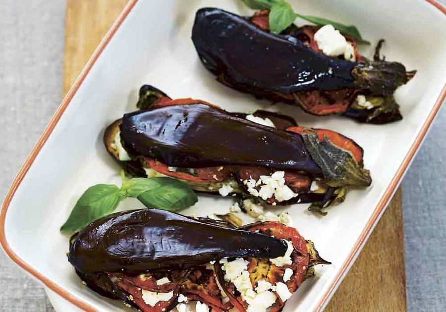 Veggo. Vaccaosten produceras i Wapnös gårdsmejeri. Den går bra att byta ut mot feta- eller salladsost.