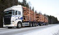 Nytt förslag vill minska lastbilarnas maxvikt