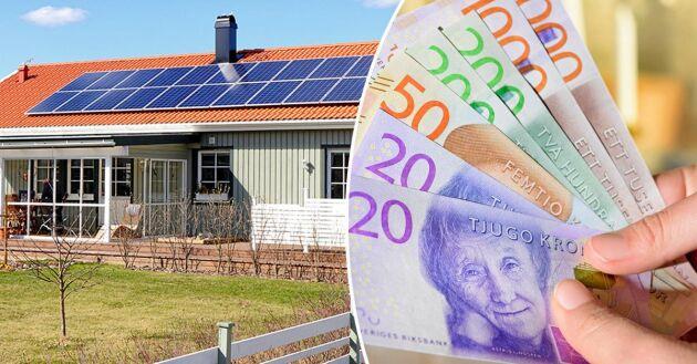 Gör en insats för miljön och investera i solceller – det finns stöd och avdrag för privatpersoner.