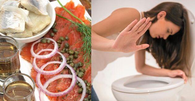 Botulism är en allvarlig matförgiftning som kan orsakas av fel hanterad och tillagad mat.
