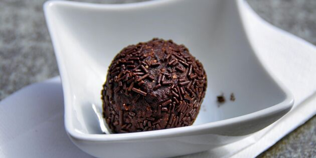 Baka dina egna arraksbollar – chokladbollens lite mognare kusin