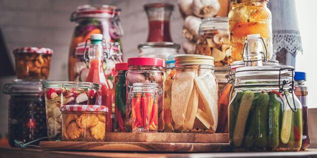 Ny onlinekurs på Land Utbildning: Lyckas med fermentering!